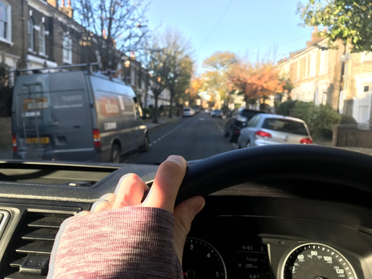 Sharing my way out of car ownership